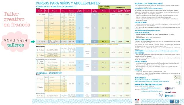 Cursos de francés para niños y adolescentes_2015_16_web